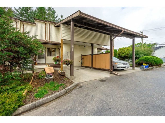 91 27272 32 AVENUE - Aldergrove Langley Townhouse for sale, 3 Bedrooms (R2400661) #2