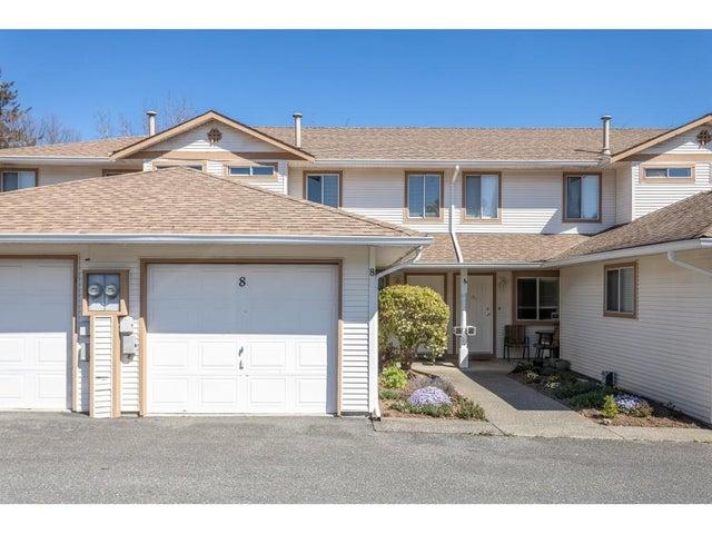 8 26727  30A AVENUE - Aldergrove Langley Townhouse for sale, 3 Bedrooms (R2450008) #1