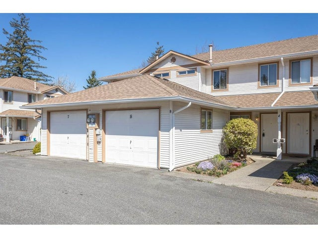 8 26727  30A AVENUE - Aldergrove Langley Townhouse for sale, 3 Bedrooms (R2450008) #2