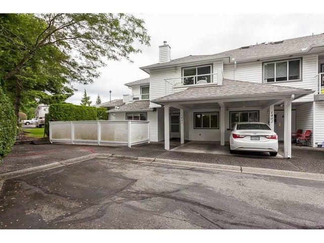 1401 21937 48 AVENUE - Murrayville Townhouse for sale, 2 Bedrooms (R2472519) #1