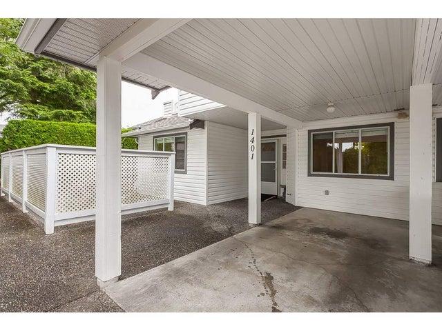 1401 21937 48 AVENUE - Murrayville Townhouse for sale, 2 Bedrooms (R2472519) #24