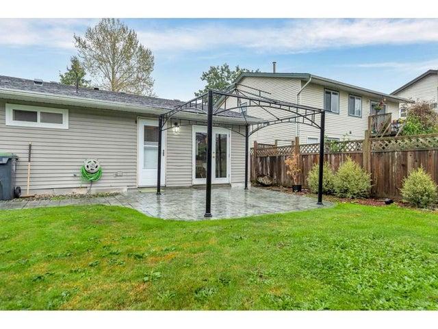 3373 270 STREET - Aldergrove Langley House/Single Family for sale, 3 Bedrooms (R2500822) #22