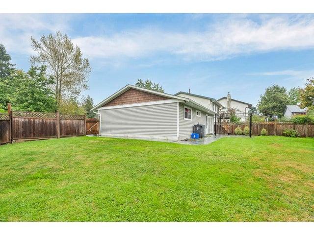 3373 270 STREET - Aldergrove Langley House/Single Family for sale, 3 Bedrooms (R2500822) #24