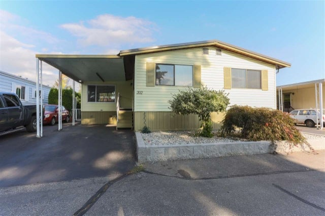 202 27111 0 AVENUE - Otter District House/Single Family for sale, 2 Bedrooms (R2294891) #1