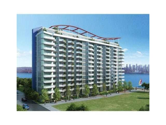 107 199 VICTORY SHIP WAY - Lower Lonsdale Apartment/Condo for sale, 1 Bedroom (R2017709) #2