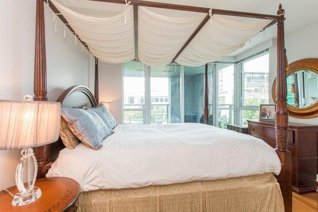 407 560 CARDERO STREET - Coal Harbour Apartment/Condo for sale, 1 Bedroom (R2078394) #10