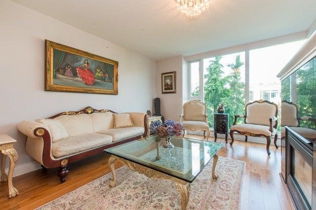 407 560 CARDERO STREET - Coal Harbour Apartment/Condo for sale, 1 Bedroom (R2078394) #1