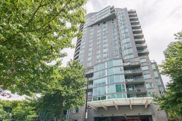 407 560 CARDERO STREET - Coal Harbour Apartment/Condo for sale, 1 Bedroom (R2078394) #20