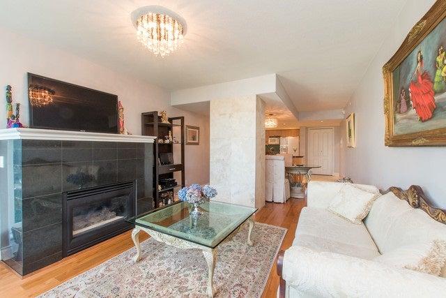 407 560 CARDERO STREET - Coal Harbour Apartment/Condo for sale, 1 Bedroom (R2078394) #4