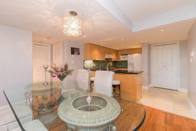 407 560 CARDERO STREET - Coal Harbour Apartment/Condo for sale, 1 Bedroom (R2078394) #5