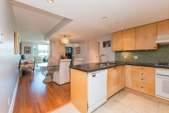 407 560 CARDERO STREET - Coal Harbour Apartment/Condo for sale, 1 Bedroom (R2078394) #8