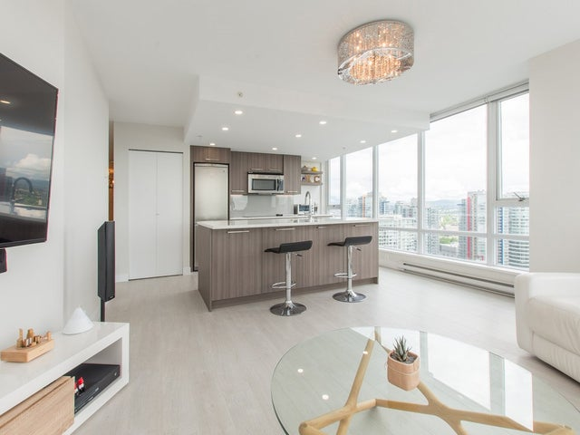 3107 233 ROBSON STREET - Downtown VW Apartment/Condo for sale, 2 Bedrooms (R2081110) #6