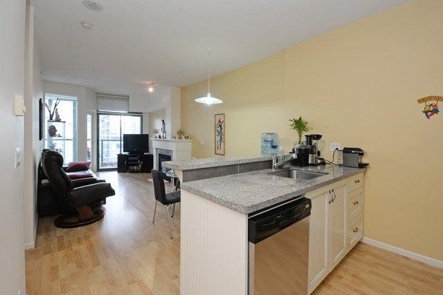 508 1239 W GEORGIA STREET - Coal Harbour Apartment/Condo for sale, 1 Bedroom (R2142859) #3