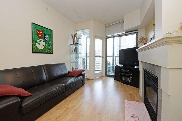 508 1239 W GEORGIA STREET - Coal Harbour Apartment/Condo for sale, 1 Bedroom (R2142859) #8