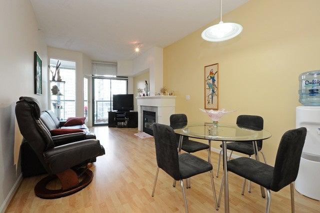 508 1239 W GEORGIA STREET - Coal Harbour Apartment/Condo for sale, 1 Bedroom (R2142859) #9