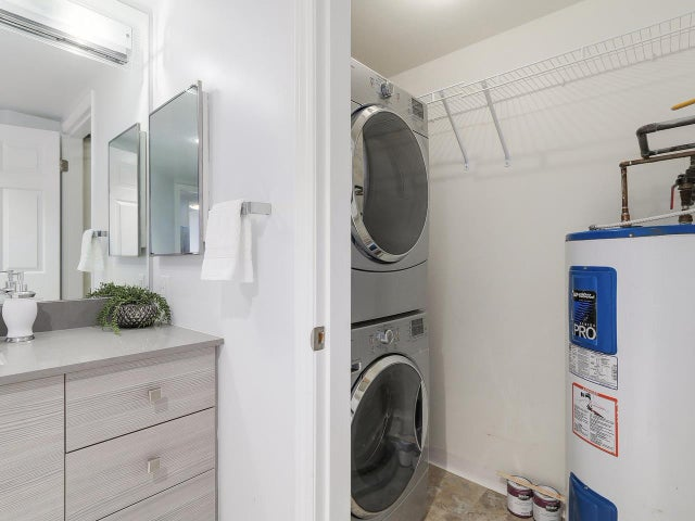 203 2428 W 1ST AVENUE - Kitsilano Apartment/Condo for sale, 1 Bedroom (R2152807) #12