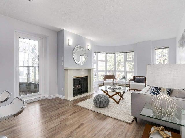 203 2428 W 1ST AVENUE - Kitsilano Apartment/Condo for sale, 1 Bedroom (R2152807) #1