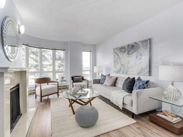 203 2428 W 1ST AVENUE - Kitsilano Apartment/Condo for sale, 1 Bedroom (R2152807) #2