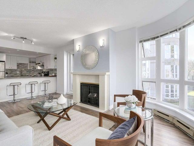 203 2428 W 1ST AVENUE - Kitsilano Apartment/Condo for sale, 1 Bedroom (R2152807) #3