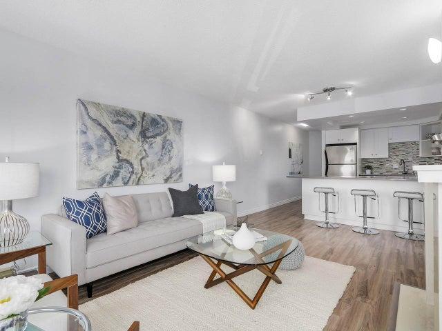 203 2428 W 1ST AVENUE - Kitsilano Apartment/Condo for sale, 1 Bedroom (R2152807) #4