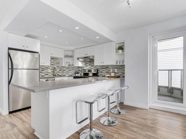 203 2428 W 1ST AVENUE - Kitsilano Apartment/Condo for sale, 1 Bedroom (R2152807) #5