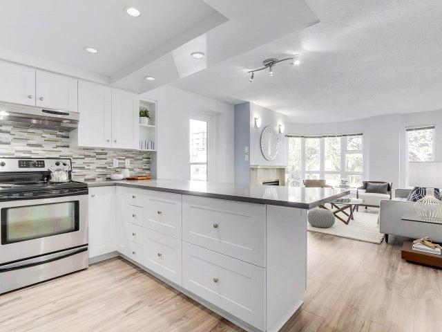 203 2428 W 1ST AVENUE - Kitsilano Apartment/Condo for sale, 1 Bedroom (R2152807) #6