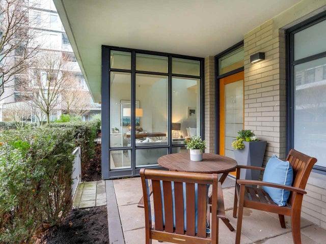 312 77 WALTER HARDWICK AVENUE - False Creek Apartment/Condo for sale, 2 Bedrooms (R2369015) #12