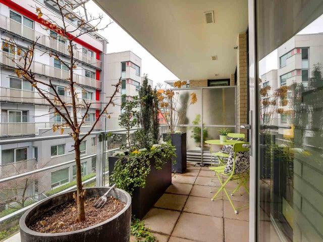 312 77 WALTER HARDWICK AVENUE - False Creek Apartment/Condo for sale, 2 Bedrooms (R2369015) #13