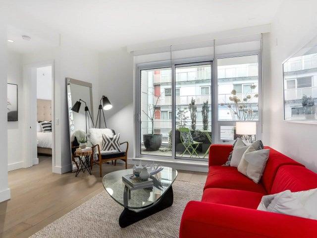 312 77 WALTER HARDWICK AVENUE - False Creek Apartment/Condo for sale, 2 Bedrooms (R2369015) #2