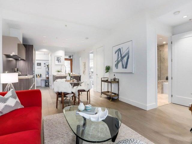 312 77 WALTER HARDWICK AVENUE - False Creek Apartment/Condo for sale, 2 Bedrooms (R2369015) #3
