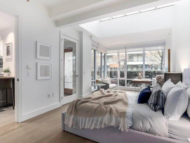 312 77 WALTER HARDWICK AVENUE - False Creek Apartment/Condo for sale, 2 Bedrooms (R2369015) #8