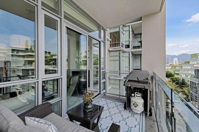 601 1616 COLUMBIA STREET - False Creek Apartment/Condo for sale, 1 Bedroom (R2377269) #18
