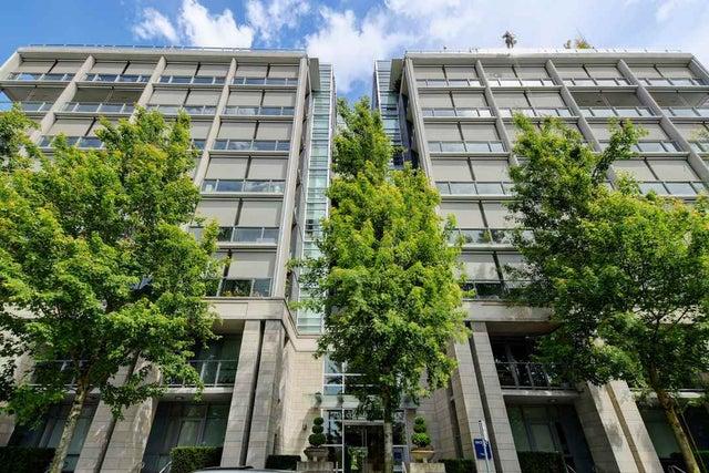 601 1616 COLUMBIA STREET - False Creek Apartment/Condo for sale, 1 Bedroom (R2377269) #1