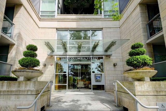 601 1616 COLUMBIA STREET - False Creek Apartment/Condo for sale, 1 Bedroom (R2377269) #2