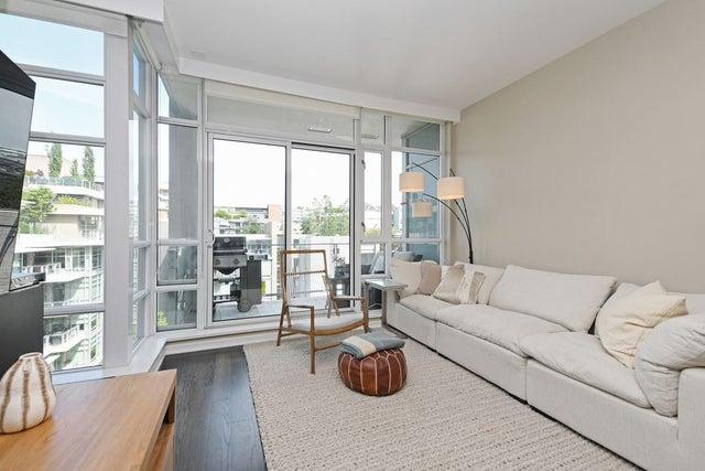 601 1616 COLUMBIA STREET - False Creek Apartment/Condo for sale, 1 Bedroom (R2377269) #5