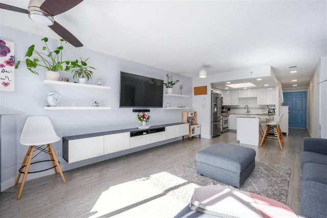 302 1128 QUEBEC STREET - Downtown VE Apartment/Condo for sale, 1 Bedroom (R2455304) #4