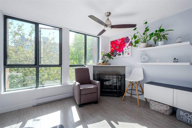 302 1128 QUEBEC STREET - Downtown VE Apartment/Condo for sale, 1 Bedroom (R2455304) #9