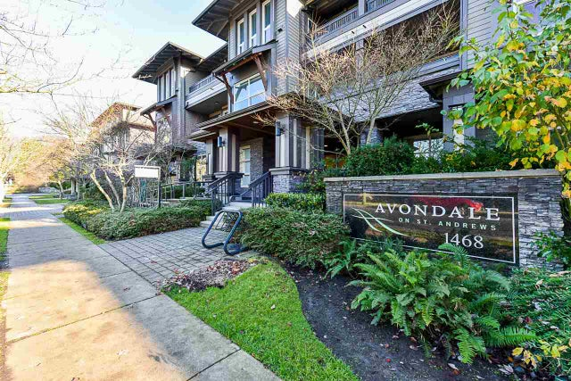 106 1468 ST. ANDREWS AVENUE - Central Lonsdale Apartment/Condo for sale, 2 Bedrooms (R2522194) #3