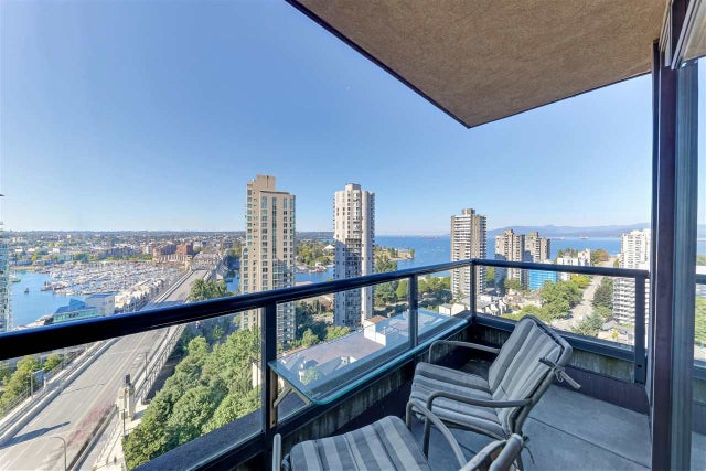 1903 1003 PACIFIC STREET - West End VW Apartment/Condo for sale, 2 Bedrooms (R2526969) #13