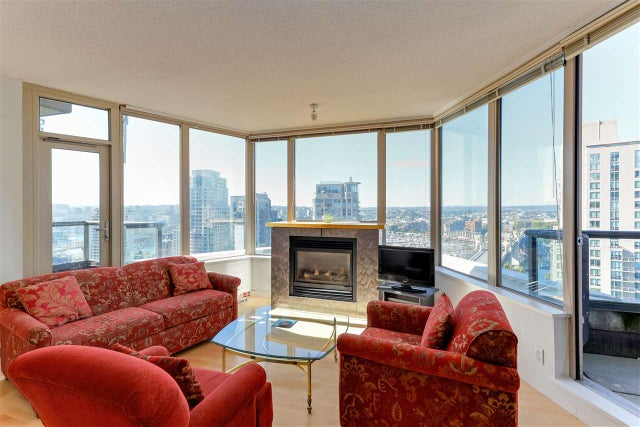 1903 1003 PACIFIC STREET - West End VW Apartment/Condo for sale, 2 Bedrooms (R2526969) #1