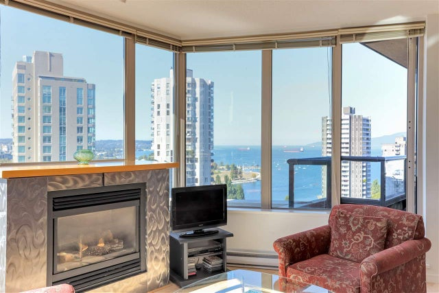 1903 1003 PACIFIC STREET - West End VW Apartment/Condo for sale, 2 Bedrooms (R2526969) #2