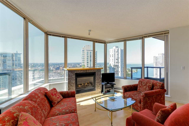 1903 1003 PACIFIC STREET - West End VW Apartment/Condo for sale, 2 Bedrooms (R2526969) #3