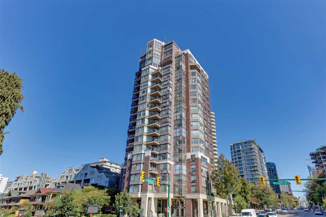 1903 1003 PACIFIC STREET - West End VW Apartment/Condo for sale, 2 Bedrooms (R2526969) #4