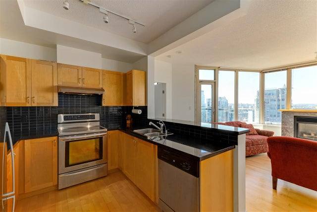 1903 1003 PACIFIC STREET - West End VW Apartment/Condo for sale, 2 Bedrooms (R2526969) #5