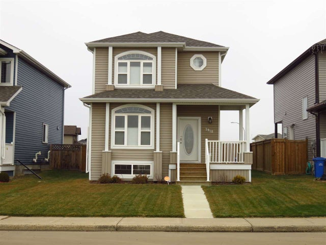 3918 56 Ave - Wetaskiwin Detached Single Family for sale, 3 Bedrooms (E4000795)