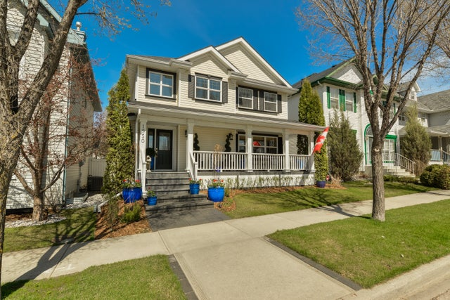 1950 Tomlinson Green NW - Terwillegar Towne Detached Single Family for sale, 3 Bedrooms (E4062901)