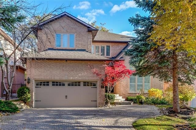 31 Lunau Lane, Markham - Aileen-Willowbrook HOUSE for sale, 4 Bedrooms (N3339240)