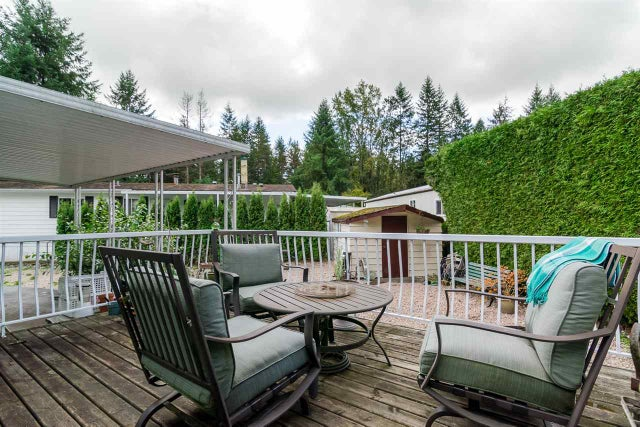 40 2305 200 STREET - Brookswood Langley Manufactured for sale, 2 Bedrooms (F1448193) #19