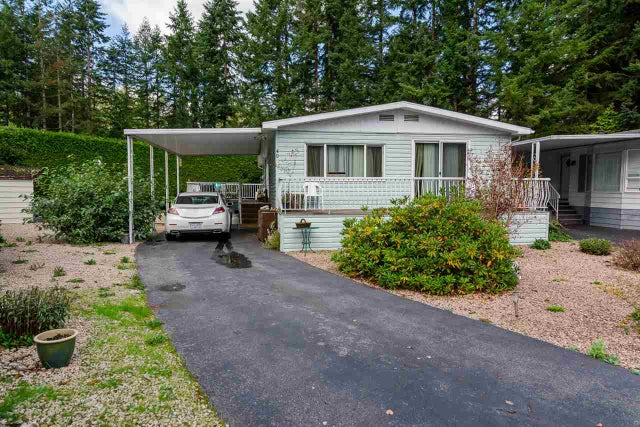 40 2305 200 STREET - Brookswood Langley Manufactured for sale, 2 Bedrooms (F1448193) #1