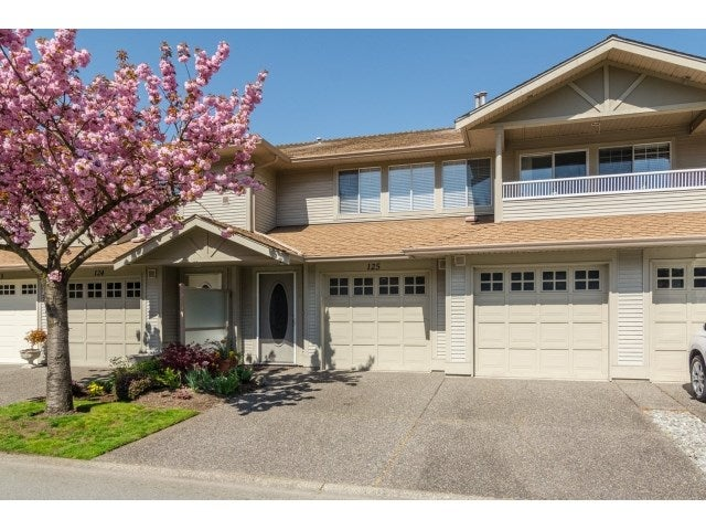 125 20391 96TH AVENUE - Walnut Grove Townhouse for sale, 2 Bedrooms (R2053140) #1